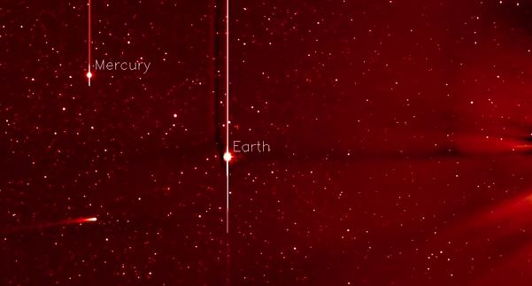 Comet ISON Update November 2013: Will Comet Survive Pass by the Sun?