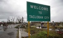 In Wake of Typhoon, a Humanitarian Disaster