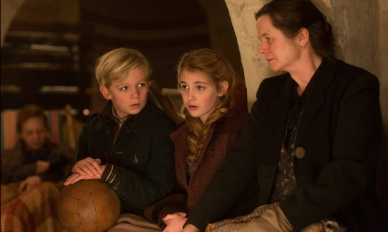Sophie Nelisse in 'The Book Thief' Steals Hearts