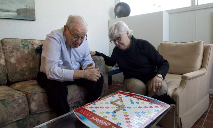 """""""The evidence for non-pharmaceutical approaches to the behavior problems often seen in dementia is better than the evidence for antipsychotics, and far better than for other classes of medication,"""" says Helen C. Kales. (The Canadian Press/Nathan Denette)"""