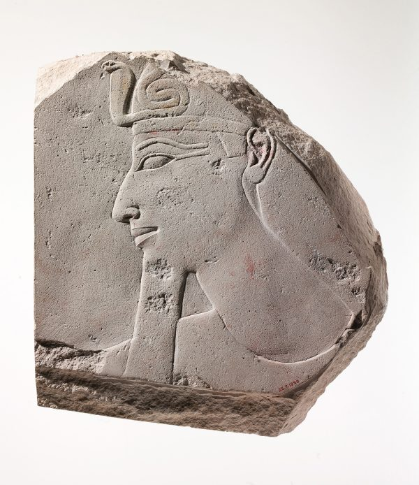 Relief of Thutmose III, New Kingdom, Dynasty 18, reign of Thutmose III (ca. 1479–1425 B.C.). (The Metropolitan Museum of Art)