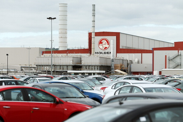 A general view of the Holden manufacturing plant on July 30, 2013 in Adelaide, Australia. Holden and other local car manufacturers have received years of both federal and state government grants, which industry experts say are vital to keeping the auto sector afloat. (Morne de Klerk/Getty Images)
