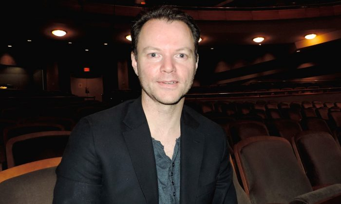 Matteus Levell saw beauty in Shen Yun Performing Arts at The Long Center for the Performing Arts in Houston, Dec. 27.