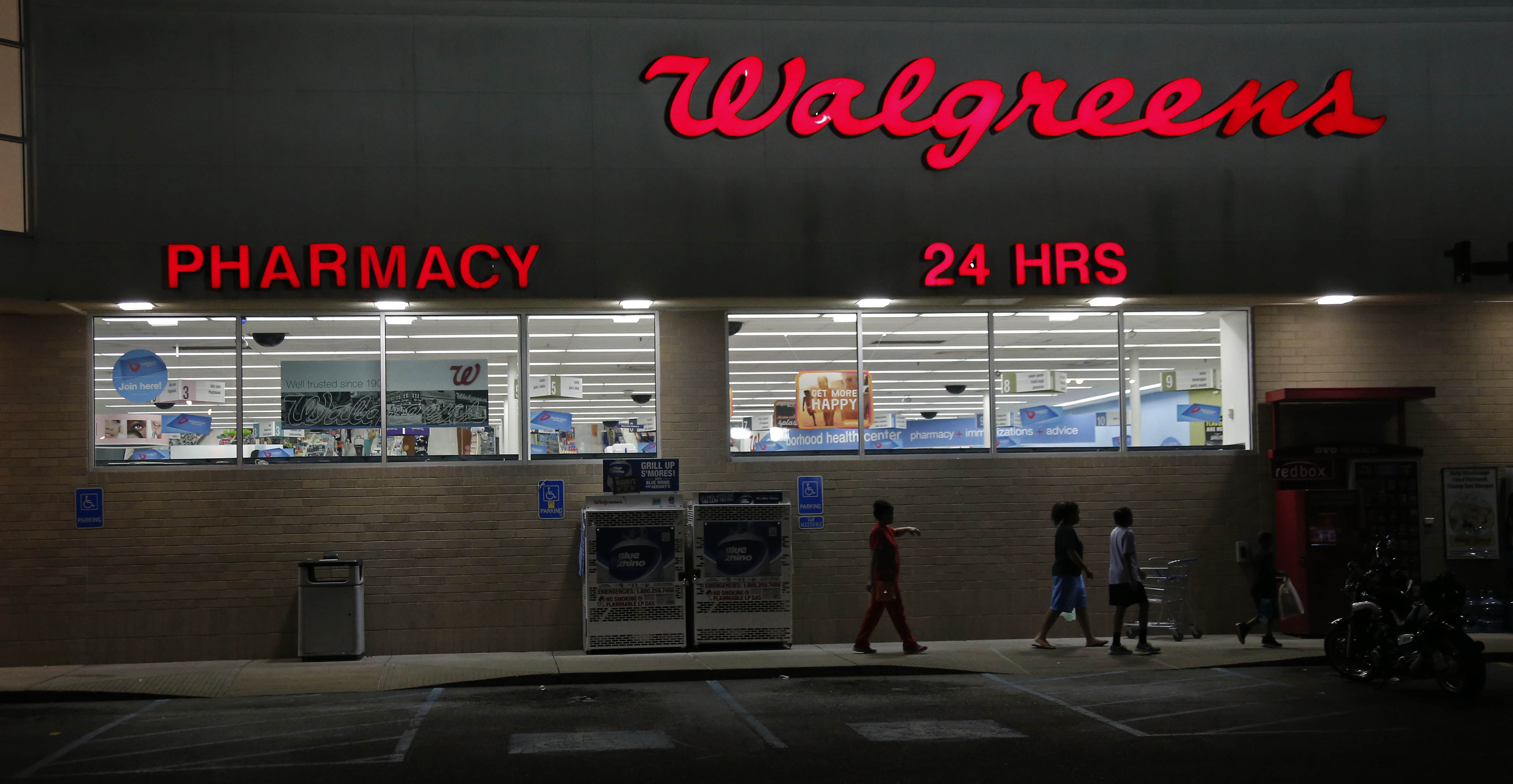 Walgreens, Rite Aid, CVS, McDonald's, Starbucks: What's Open New Year's Day