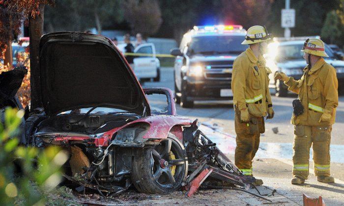 (AP Photo/The Santa Clarita Valley Signal, Dan Watson)