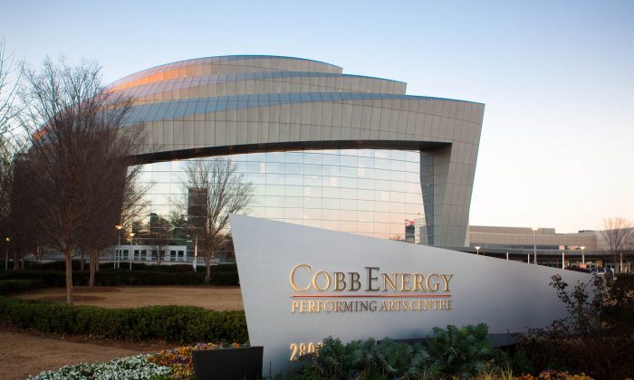 Cobb Energy Performing Arts Centre (Epoch Times)