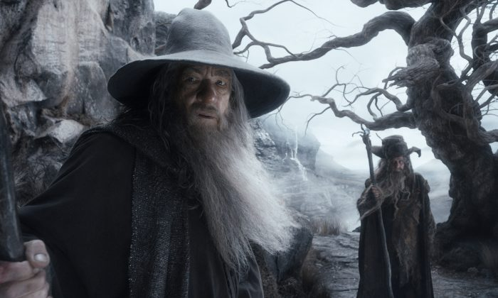 """A video still from """"The Hobbit: The Desolation of Smaug."""" (Warner Bros.)"""