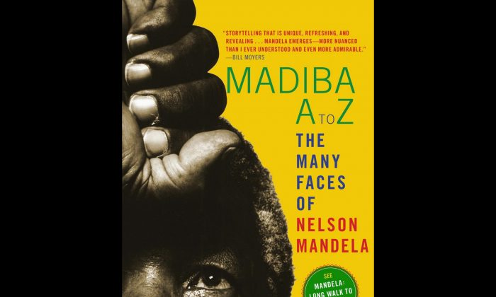 The cover of 'Madiba A to Z' by Danny Schechter. (Courtesy of Seven Stories Press)