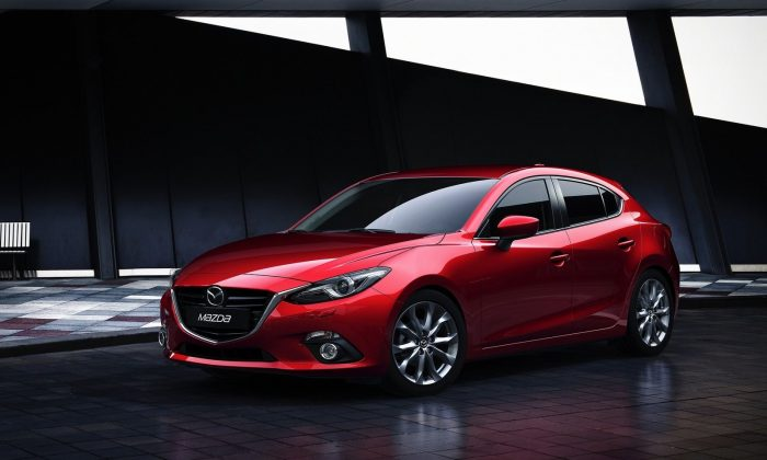 2014 Mazda3 (Courtesy of NetCarShow.com)