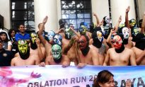 This Year's Oblation Run Theme Dedicated to Super Typhoon Haiyan/Yolanda's Victims