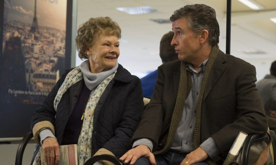 Philomena: Mean Nuns and Wisecracking Muckrakers