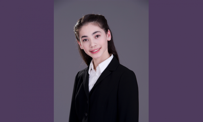Ms. Miranda Zhou-Galati  (Courtesy of Shen Yun Performing Arts)