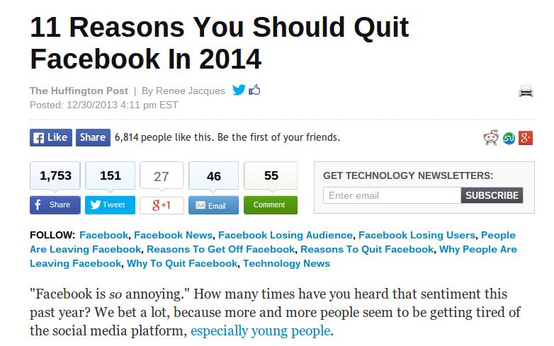 Facebook To Prioritize Trustworthy News Based On Surveys