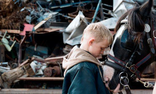 'The Selfish Giant': Clio Barnard Adapts Oscar Wilde, Sort Of