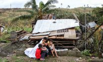 "The ""Real Aftermath"" of Typhoon Haiyan/Yolanda"