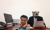 Stuffed Animal Inspires Obscene New Nickname for Hong Kong Chief Executive