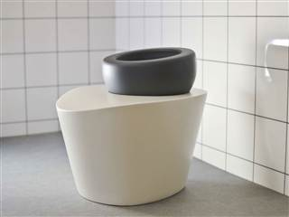 Toilet of the Future? This Toilet Reconfigures to User's Posture