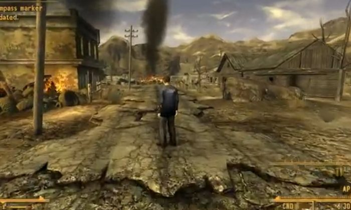 Fallout 4 rumors have died down, but a fan of the Fallout series fully modded Fallout 3 and posted screenshots on Imgur. Fallout 4 rumors have died down, but a fan of the Fallout series fully modded Fallout 3 and posted screenshots on Imgur. A screenshot shows 'Fallout 3' (YouTube/screenshot)