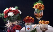 Inexpensive Flower Arranging Recipe