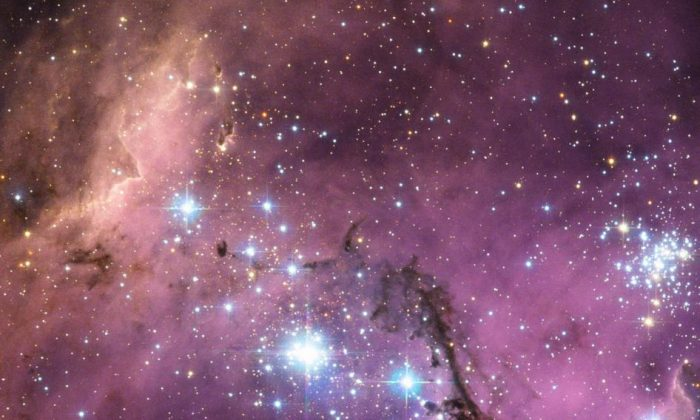 Large Magellanic Cloud: What is It? And How to Find It in the Sky?