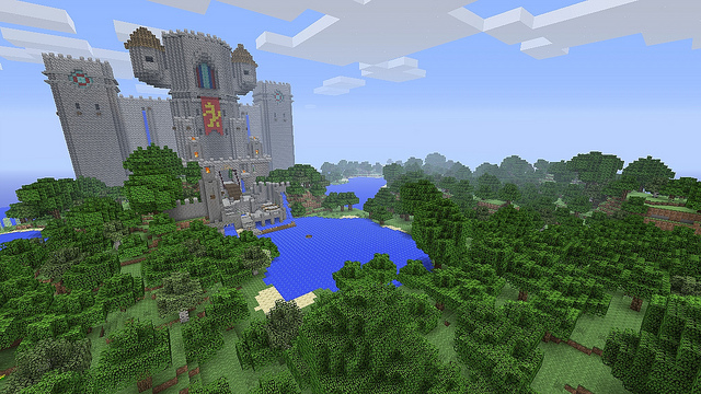 "Minecraft for the Xbox One and PlayStation 4 presumably will be out this month, but 4J Studios--the developer behind the port--says that they're working on it.  Minecraft for the Xbox One and PlayStation 4 is getting ""worked on"" by 4J Studios and Mojang, a developer has said recently. (Playstation Blog)"