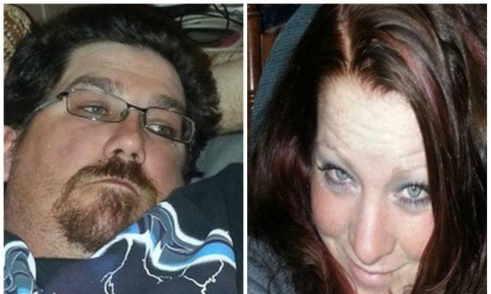 James Glanton, Christina McIntee, and Children Found Alive