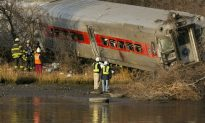 Metro North Train Going 82 MPH at Time of Derailment