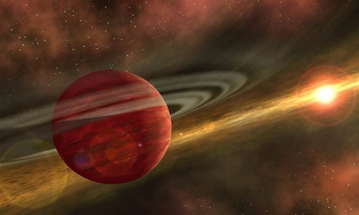 Alien Planet Found: Gigantic Exoplanet Much Bigger Than Any Known Planet