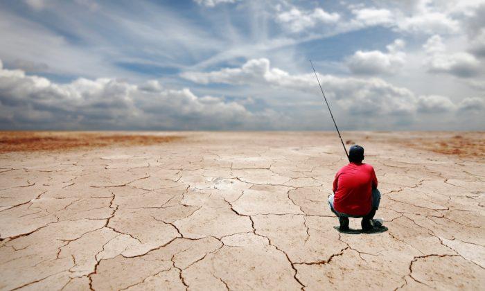 Water Supply Will Struggle to Meet Demands of Thirstier World
