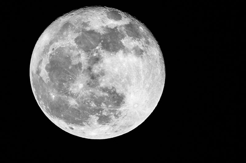 Is the Moon Man-Made?