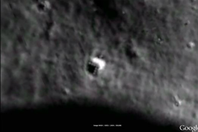 Huge Alien Object Spotted on Moon via NASA Imaging? (+Photos)