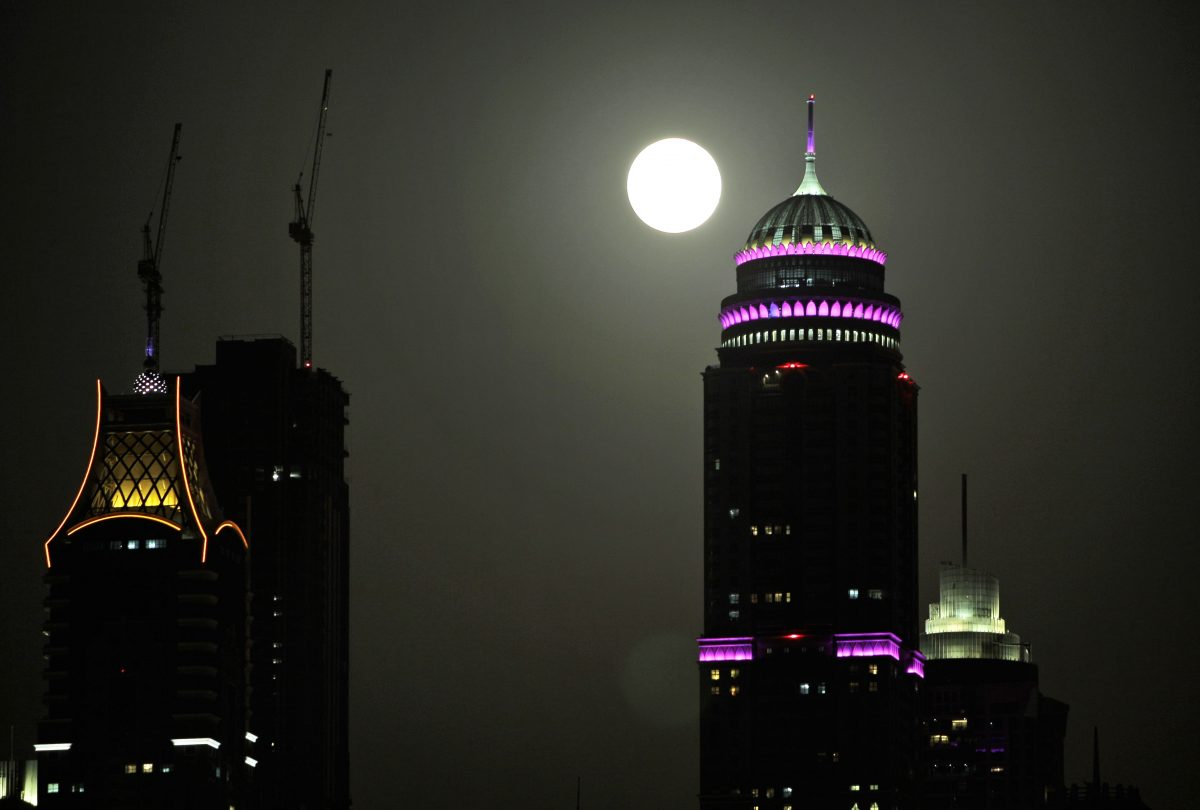 Supermoon 2014: 'Super Moon' Could Appear Bigger in Sky, or Not