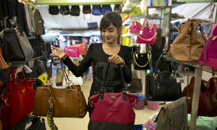 Bags? You can have too much of a good thing. (Paula Bronstein/Getty Images)