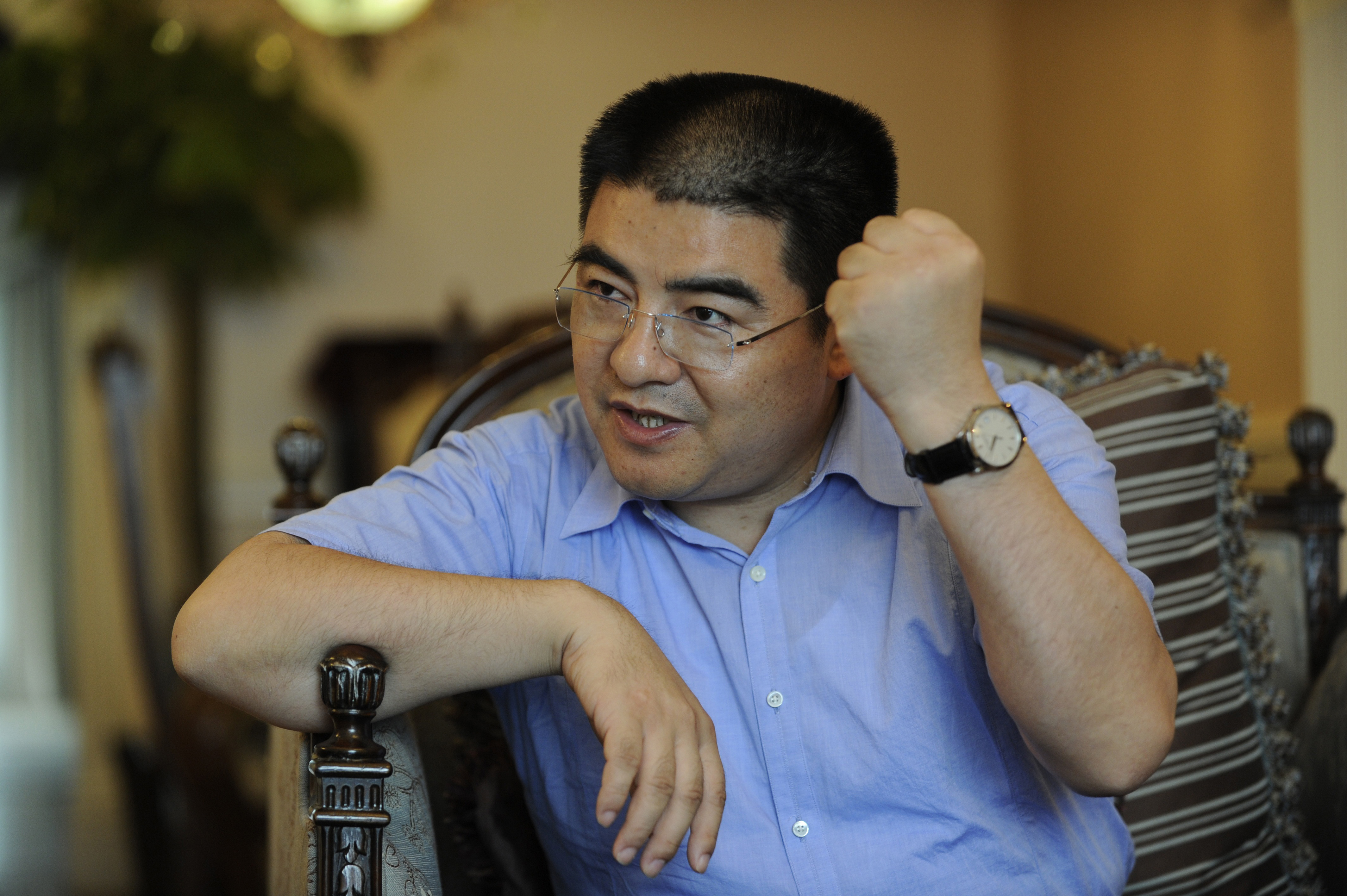 The Dark Side of Chinese Tycoon Chen Guangbiao: Fake Donations ...