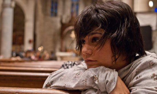 Vanessa Hudgens Comes of Age in Teen Pregnancy Film