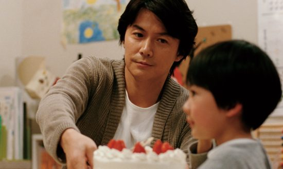 Film Review: Like Father, Like Son