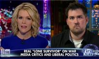 Marcus Luttrell Responds to 'Lone Survivor' Critics in Megyn Kelly Interview