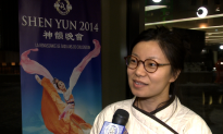 Chinese Painter Moved by Shen Yun
