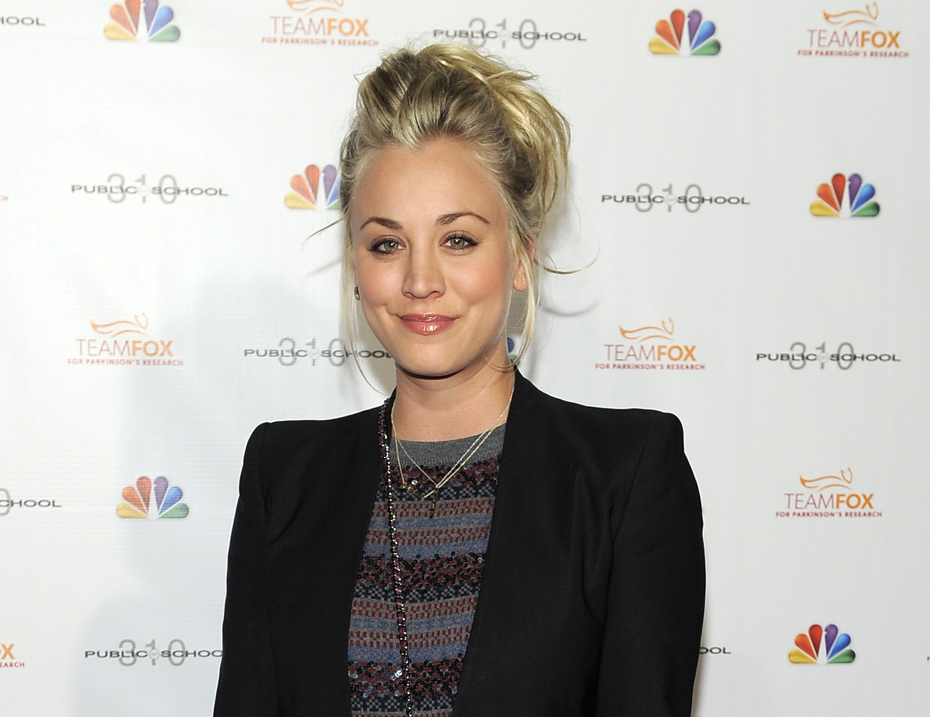 Kaley Cuoco: New Pictures Appear in Potential Second Wave of Hacked Photos as Twitter Account Makes Claims