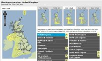 Storm Brigid: 150mph Winds Could be Reaching UK by Friday; Met Office Issues Warnings