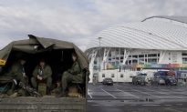 Terrorism Threat Ahead of Olympics Mounting