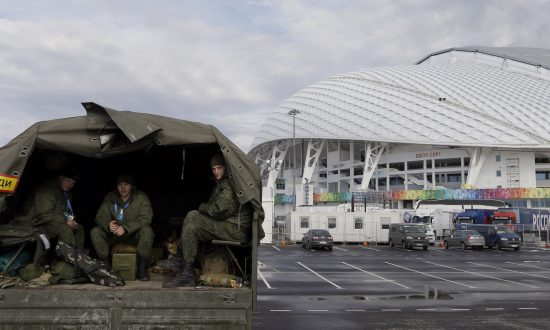 Terrorism Threat Ahead of Olympics Mounting