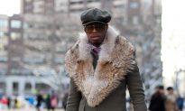 Fashion Week 2014 Spreads Across a Frozen City