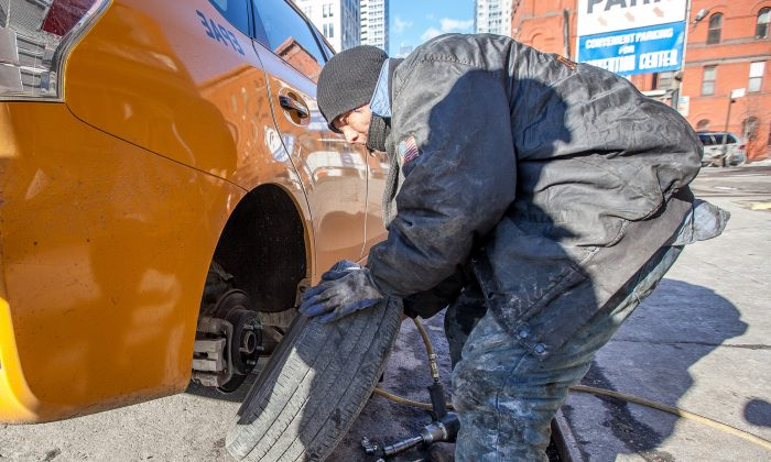 The High Cost of New Yorks Broken Roads  potholes  The Epoch Times