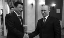 China's Xi Jinping Shows Solidarity in Sochi