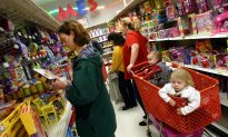 New Study Finds 66 Children a Day Treated in U.S. Emergency Departments for Shopping Cart-Related Injuries