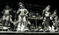 The Lost Monuments of Tibet's Densatil Monastery