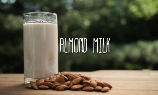 How to Make: Homemade Almond Milk (+GIFs)