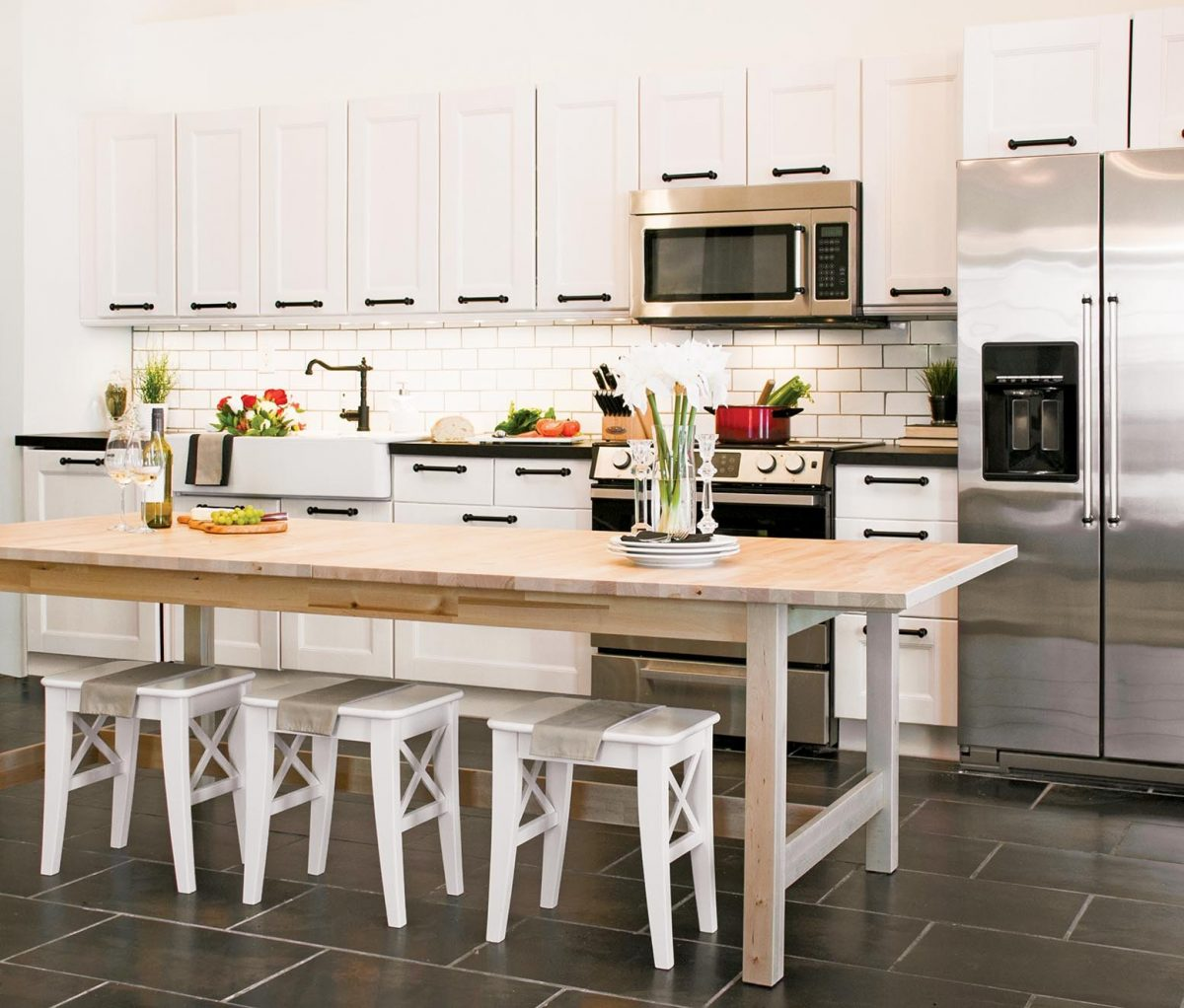 Create A Designer Kitchen On A Budget