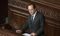 France's Pres. Hollande Visits US